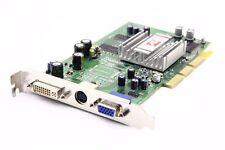 ATI Radeon 9200 64MB DDR AGP V/D/VO VGA DVI Computer Scheda grafica