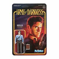 Super7 Army of Darkness Medieval Ash ReAction Figure