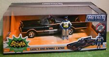 DIE-CAST JADA 1/24 SCALE 1966 CLASSIC TV SERIES BATMOBILE
