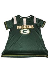 6560f5e8c NFL Green Bay Packers Women s Shimmer Top-xxl