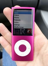 Apple iPod Nano 4th Generation A1285 Pink 8GB | Working