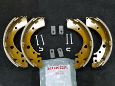 NEW GENUINE HONDA CIVIC 2001-2005 REAR BRAKE SHOE SET 43053-S5D-A01