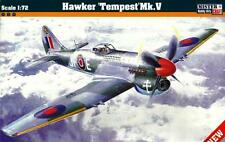 HAWKER TEMPEST Mk.V MODEL KIT (RAF & RNZAF/NEW ZEALAND MKGS) 1/72 MISTERCRAFT
