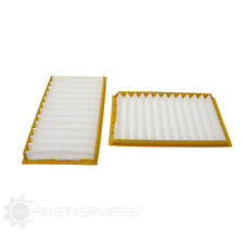 Replacement Washable H Level Cassette Filters For Dyson DC02 Vacuum Cleaners x 2