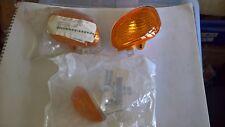 3 x Genuine Yamaha Indicator Winker 5AD-H3320 H3330 H3340 YN50 YN100 NEOS MBK