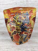 Lego Chima ~ Set 70211 ~ Chi Fluminox ~ Brand New and Sealed ~ Free P&P (1)