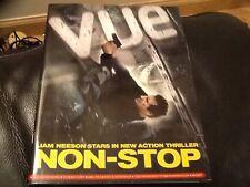 PROMOTIONAL VUE FILM MAGAZINE features ROBOCOP . CUBAN FURY . MARCH 2014 ISSSUE