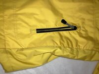 vintage tommy hilfiger Yellow Zip Up Jacket Size X Large