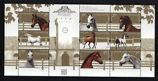 ** stamps Fi 4767-4775 Arabian Horses - 200 years of Janów Podlaski Stud