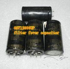 63V12000UF Filtered fever capacitor Copper foot HiFi Audio Capacitors