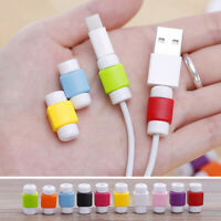 KQ_ Mini Anti-Break Phone Data Line USB Cable Charger Cord Wire Protective Sleev