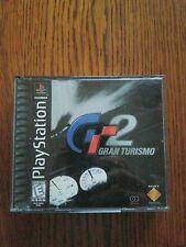 Gran Turismo 2 (Sony PlayStation 1, 1999) No Manual