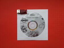RANDEC FOKSS4th NET Software+Aladdin HASP HL NET250+ USB Red Security Key dongle
