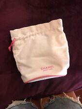 Chanel Beauty Beach Bucket Tote Bag