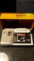 Vintage Kodak Instamatic X-15F Point & Shoot Film Camera