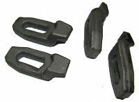 SWAN NECK FACE PLATE CLAMPS FOR MYFORD LATHE SET OF 4
