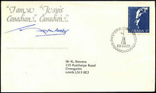 Canada 1980 John G. Diefenbaker FDC First Day Cover #C38603