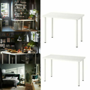 Ikea LINNMON / ADILS Table Top With Legs For Home Office PC Laptop Table White