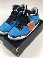 new arrival 20c4d bc4c0 Air Jordan 3 Powder Blue UK 11 US 12 New DS