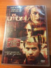 El Umbral (DVD) Ewan McGregor, Naomi Watts, Ryan Gosling...77
