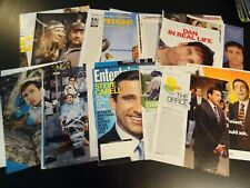 Steve Carell 34 full pages   Clippings