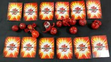 x12 Bakugan Battle Brawlers +12 Cards Lot Bulk Bundle Toy Collectable