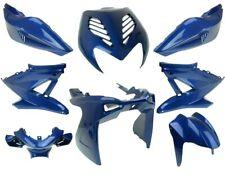 Verkleidungssatz YAMAHA Aerox MBK Nitro blau metalic 8-teilig Roller Verkleidung