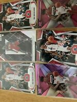 Rui Hachimura 6 Rookie Card Lot Panini Chronicles Wizards! 2 Pink Cards!