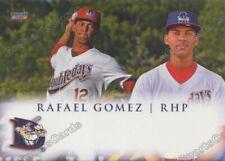 2019 Auburn Doubledays Rafael Gomez RC Rookie Washington Nationals
