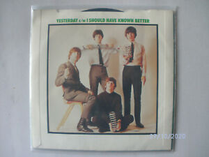 "7"" Single The Beatles : Yesterday"