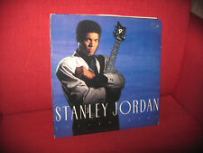 STANLEY JORDAN-FLYING HOME-LP-1988-MADE IN USA-PRIMA STAMPA