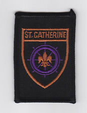 SCOUTS OF WEST INDIES - JAMAICA ST. CATHERINE SCOUT Patch