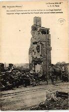 CPA Vauquois - La Guerre 1914-15 - De violents combats nous ont rendus (391729)