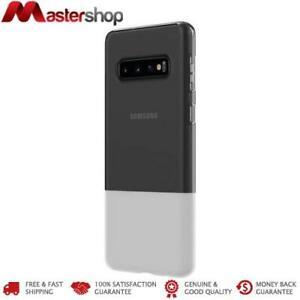 Incipio NGP Flexible Shock Absorbent Case for Samsung Galaxy S10 Clear