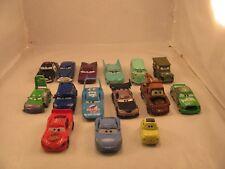 Disney Pixar Cars HUGE Lot Diecast Vehicles & Trucks