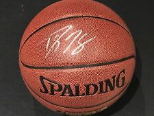 DWIGHT HOWARD LA LAKERS TEAM SIGNED AUTOGRAPHED SPALDING BASKETBALL W/COA