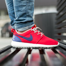 NIKE ROSHE ONE RETRO Running Trainers Shoes Casual Gym - UK 8 (EU 42.5) Uni Red