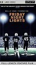 RARE-Friday Night Lights (UMD -PSP) TIM McGRAW & BILLY BOB THORNTON