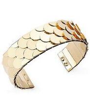 Jewelmint Gold Swan Bracelet Cuff  NIB Discontinued Rare