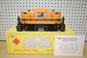 Aristo-Craft ART-22606 Rio Grande Center Cab Industrial Diesel Switcher*G-Scale*