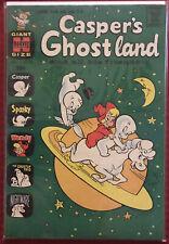 Giant Size Harvey Casper's Ghostland #12 - Very Fine+