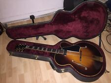 Gibson L-7C archtop from the 50's