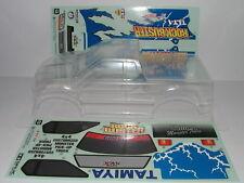 2x Tamiya 1/18 RC Body shell Karosserie - TLT-1 Rockbuster 4x4 Crawler - New