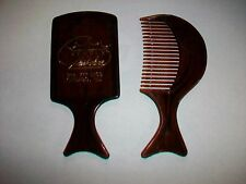 Vintage Set Jewels by Park Lane Hand Mirror & Comb Made in Hong Kong