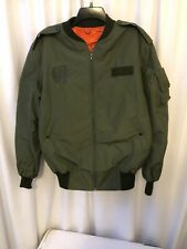 Men's Military Bomber Jacket Russian? VGC