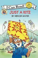JUST A KITE (9780062071972) - MERCER MAYER (HARDCOVER) NEW
