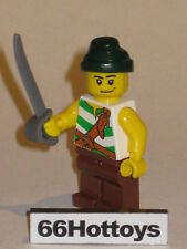Lego Pirates 6239 Pirate minifigure New