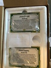 Danbury Mint Great John Deere Tractors Collection Model 60 Model 730 NEW