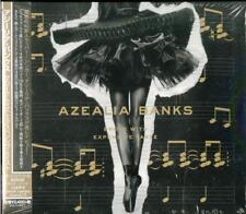 AZEALIA BANKS-BROKE WITH EXPENSIVE TASTE-JAPAN CD BONUS TRACK F30
