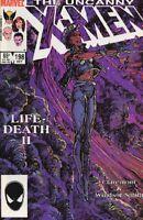 Uncanny X-Men #198 VF/NM 1985 Marvel Barry Windsor-Smith Art Comic Book